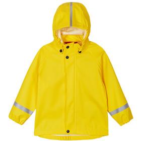 Reima Lampi Raincoat Kids, jaune